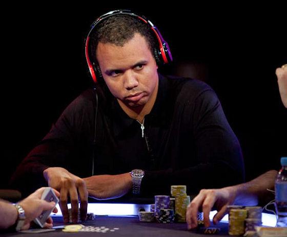 Покерная стратегия Фила Айви с психологической точки зрения