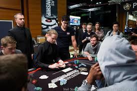 Финальный стол на главном турнире PokerStars EPT в Праге