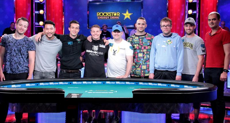 Победители WSOP-2017