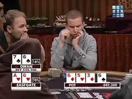 Дван против Истгейта на High Stakes Poker.