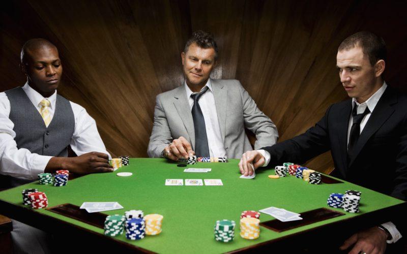 Стратегии игры в покер профессиональных покеристов.