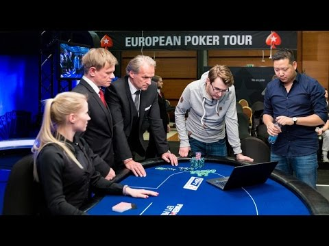 PokerStars European Poker Tour в Праге: обзор дня 1b.