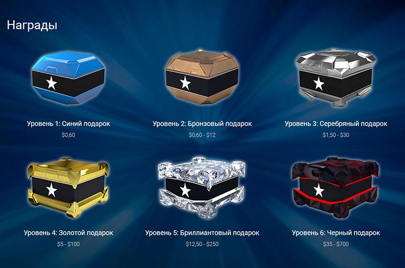 Программа лояльности  Stars Rewards от рума PokerStars.