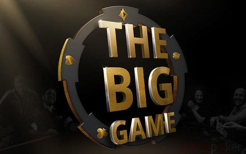 Возобновление в октябре турниров the Big Game на partypoker.