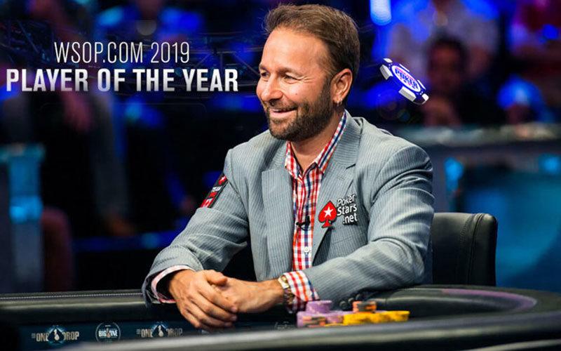 Игрок года WSOP 2019 - Даниэль Негреану.