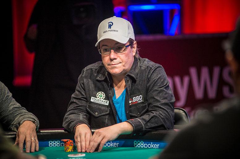 Игрок в покер Джейми Голд (Jamie Gold).