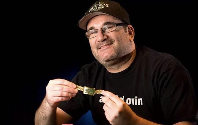 Игрок в покер Майк Матусов (Mike Matusow).
