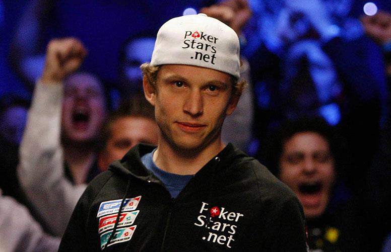 Игрок в покер Питер Истгейт (Peter Eastgate).