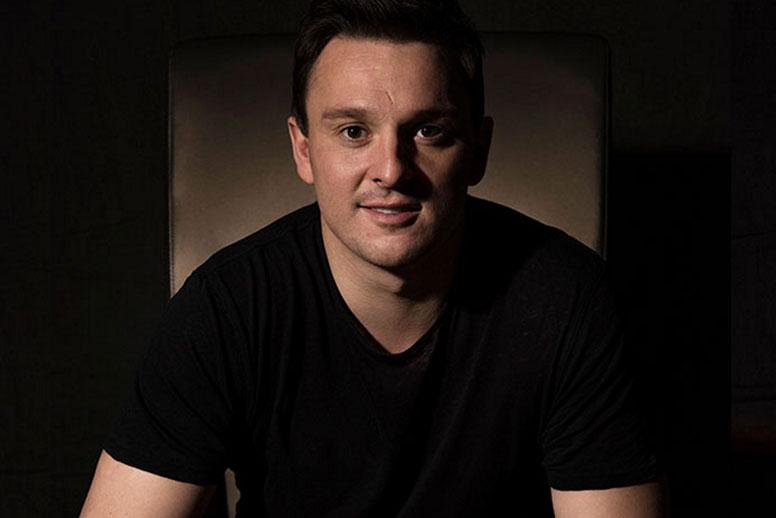 Игрок в покер Сэм Трикетт (Sam Trickett).