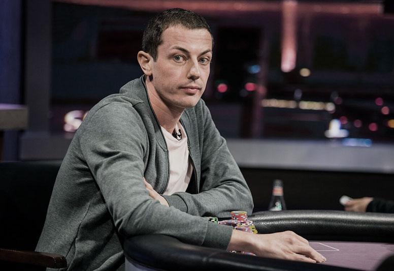 Игрок в покер Том Дван (Tom Dwan).