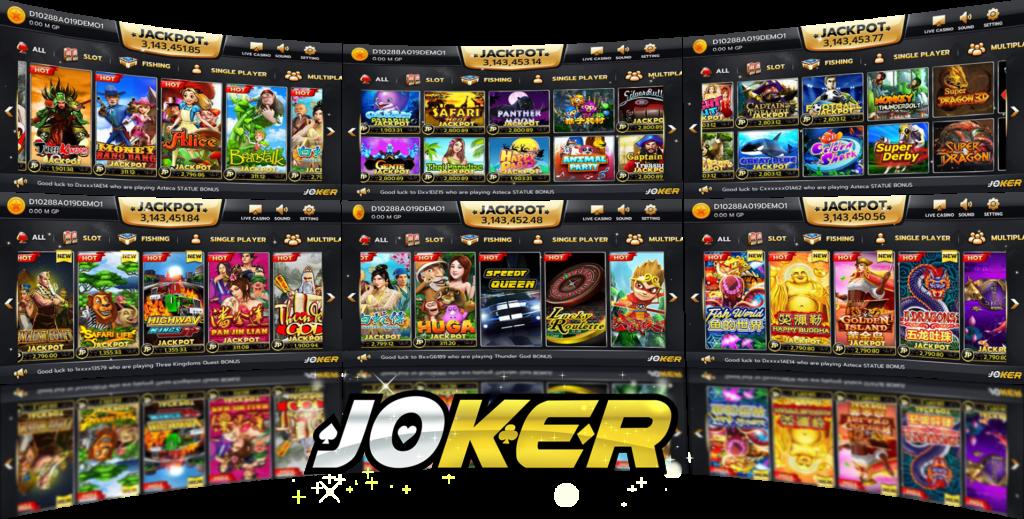 джокер казино игры